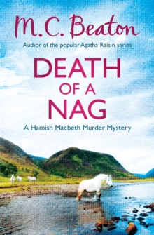 Death of a Nag, Paperback Book