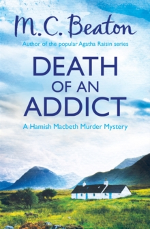 Death of an Addict, Paperback Book