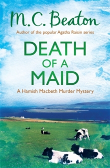 Death of a Maid, Paperback Book
