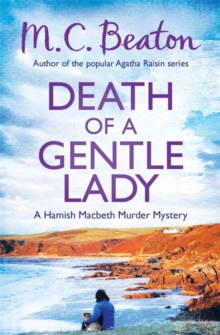 Death of a Gentle Lady, Paperback Book