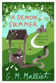A Demon Summer, Paperback Book