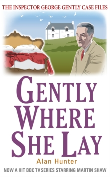 Gently Where She Lay, Paperback Book