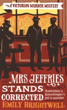 Mrs Jeffries Stands Corrected, Paperback Book