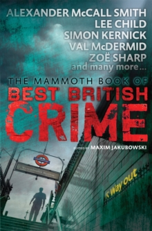 Mammoth Book of Best British Crime 11, Paperback Book
