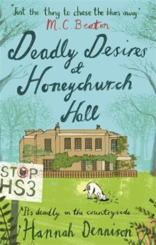 Deadly Desires at Honeychurch Hall, Paperback Book