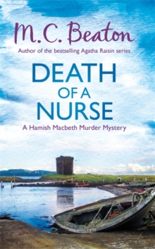 Death of a Nurse, Hardback Book