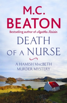 Death of a Nurse, Paperback Book