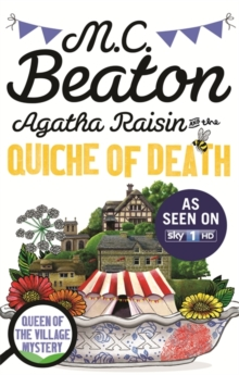 Agatha Raisin and the Quiche of Death, Paperback Book