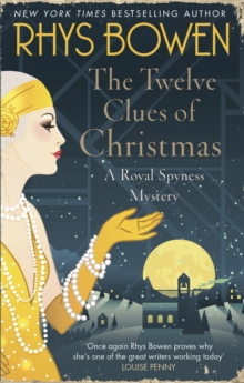 The Twelve Clues of Christmas, Paperback Book