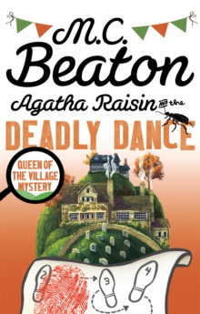 Agatha Raisin and the Deadly Dance, Paperback Book
