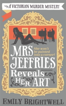 Mrs Jeffries Reveals Her Art, Paperback Book