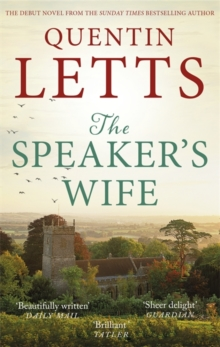 The Speaker's Wife, Paperback Book