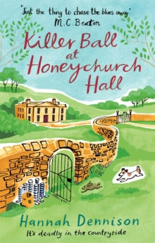 A Killer Ball at Honeychurch Hall, Paperback Book