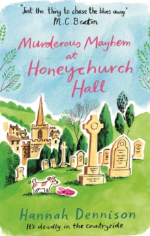 Murderous Mayhem at Honeychurch Hall, Paperback Book