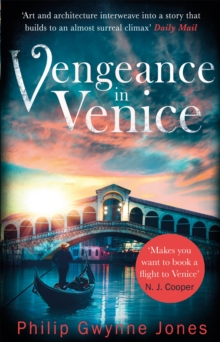 Vengeance in Venice, Paperback Book