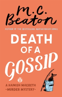 Death of a Gossip, Paperback Book