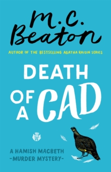 Death of a Cad, Paperback / softback Book