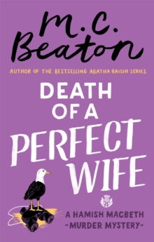Death of a Perfect Wife, Paperback Book