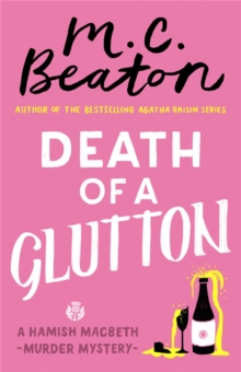 Death of a Glutton, Paperback / softback Book