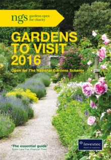 NGS Gardens to Visit 2016, Paperback Book