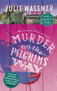 Murder on the Pilgrims Way, Paperback Book