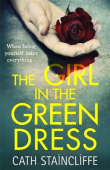 The Girl in the Green Dress, Hardback Book