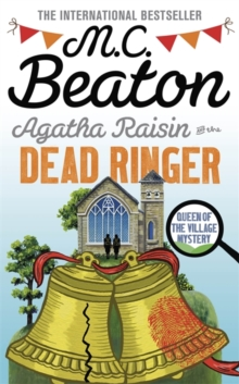 Agatha Raisin and the Dead Ringer, Hardback Book