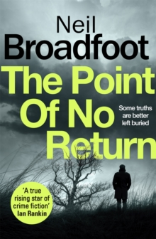 The Point of No Return, Hardback Book