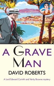 A Grave Man, Paperback Book