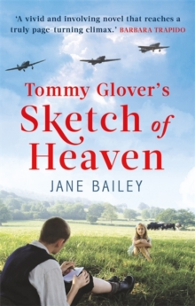 Tommy Glover's Sketch of Heaven, Paperback Book