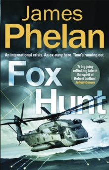 Fox Hunt : A Lachlan Fox thriller, Paperback / softback Book