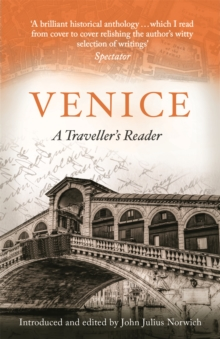 Venice : A Traveller's Reader, Paperback / softback Book