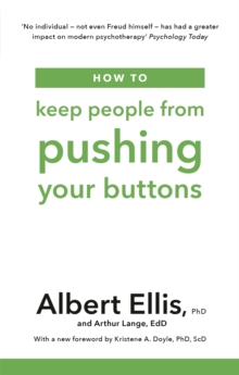 How to Keep People From Pushing Your Buttons, Paperback / softback Book