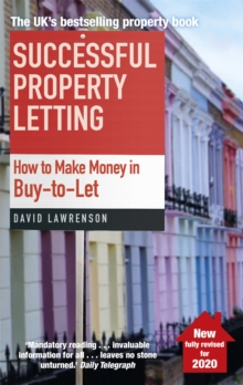 Successful Property Letting, Revised and Updated : How to Make Money in Buy-to-Let, Paperback / softback Book
