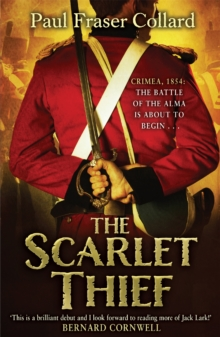 The Scarlet Thief : The first in the gripping historical adventure series introducing a roguish hero, Paperback / softback Book