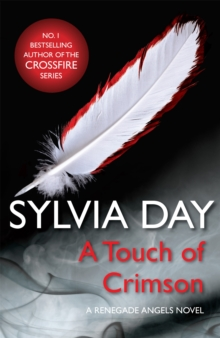 A Touch of Crimson (A Renegade Angels Novel), Paperback Book