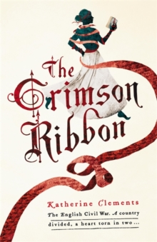 The Crimson Ribbon, Hardback Book
