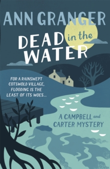 Dead In The Water : Campbell & Carter Mystery 4, Paperback Book