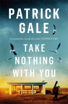 Take Nothing With You, Hardback Book