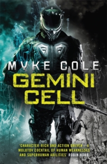 Gemini Cell (Reawakening Trilogy 1) : A gripping military fantasy of battle and bloodshed, Paperback / softback Book