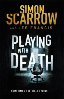 Playing with Death: a Terrifying and Twisting Thriller That Will Keep You Awake at Night, Hardback Book