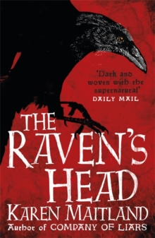 The Raven's Head : A gothic tale of secrets and alchemy in the Dark Ages, Paperback Book