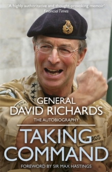 Taking Command, Paperback Book