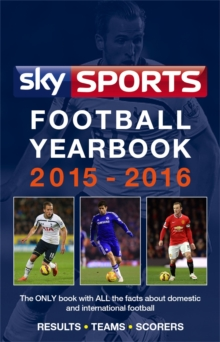 Sky Sports Football Yearbook 2015-2016, Hardback Book