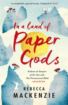 In a Land of Paper Gods, Paperback Book