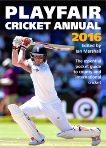 Playfair Cricket Annual 2016, Paperback Book