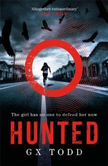Hunted : (The Voices Book 2), Hardback Book