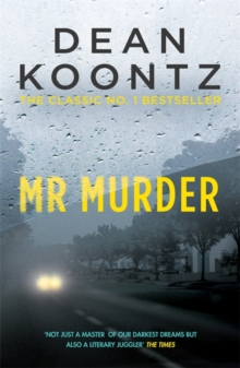 Mr Murder : A brilliant thriller of heart-stopping suspense, Paperback Book