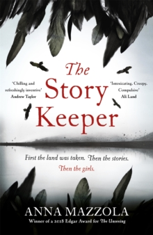 The Story Keeper : A twisty, atmospheric story of folk tales, family secrets and disappearances, Hardback Book