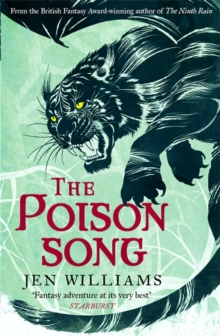The Poison Song  (The Winnowing Flame Trilogy 3), Paperback / softback Book